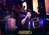 Chàng rapper quê Hải Phòng cưỡi beat siêu cuốn tại casting Rap Việt