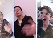 Da Lab siêu hài hước với phiên bản 'Thức giấc' tại gia