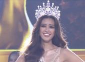 Khánh Vân đoạt vương miện Hoa hậu Hoàn vũ Việt Nam 2019
