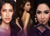 Thí sinh có chiều cao khủng thi ảnh Hoa hậu Hoàn vũ Việt Nam