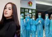 Mai Phương Thúy đăng kí làm tình nguyện viên chống dịch COVID-19
