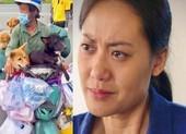 Hồng Ánh nghẹn ngào khi hay tin đàn chó bị tiêu huỷ ở Cà Mau