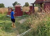 Nghi xương người bị đốt ở đồng mả tại huyện Củ Chi