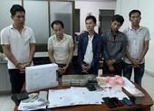 GĐ Công an TP.HCM khen chuyên án triệt phá ma túy ở quận 12