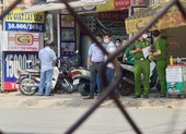 Cảnh sát phong tỏa đường ở Gò Vấp vì valy vô chủ