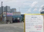 Công an quận Bình Tân xác minh vụ giữ xe 2 tháng mất 12 triệu