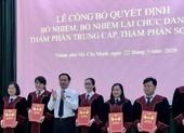 Bổ nhiệm nhiều thẩm phán mới tại TP.HCM