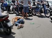 Nghi can trộm xe đâm trọng thương nhiều người dân ở Bình Tân
