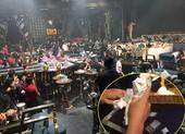 Công an kiểm tra quán bar, hàng trăm người bị đưa lên phường