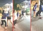 Nữ sinh đòi chết sau khi bị bạn đánh hội đồng, quay clip