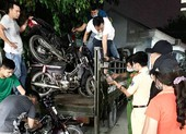 TP.HCM: Triệt phá nhóm trộm cắp xe máy có nhiều tiền án