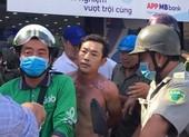 Thanh niên cướp ngân hàng rồi tự thiêu ở Bình Tân