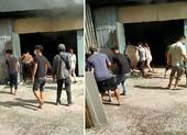 Bình Chánh: Cháy dữ dội tại xưởng nội thất ở Vĩnh Lộc A