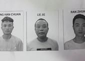 Truy tìm 3 người Trung Quốc nhập cảnh trái phép trốn cách ly