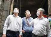 Vụ cháy chết 8 người: Phó Chủ tịch UBND TP phê bình địa phương