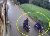 Vừa hết giãn cách, hai thanh niên đã đi trộm xe máy