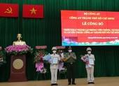 Công an TP.HCM thành lập Phòng Viễn thông, Tin học và Cơ yếu