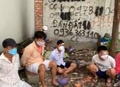 Công an quận Bình Tân bắt sới gà chỉ có một lối độc đạo