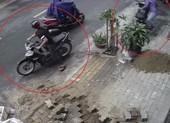 Video: Kẻ gian trộm xe máy trong 6 giây tại quận 7