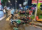 Ban ATGT: Khẩn trương điều tra vụ ô tô lùa xe máy ở Bình Thạnh