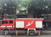 1 khách sạn tại trung tâm TP.HCM bị cháy
