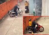 Đôi nam nữ vào tận nhà dân trộm xe máy ở Thủ Đức