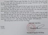 Công an Tân Bình tìm bị hại vụ cướp giật tài sản