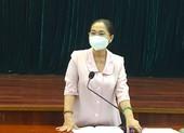 Bà Nguyễn Thị Lệ đề nghị quận 10 thu hẹp 'vùng đỏ' trên bản đồ COVID