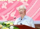 Thông điệp của Tổng Bí thư Nguyễn Phú Trọng về công tác nội chính