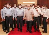 5 lãnh đạo chủ chốt của Đảng dự hội nghị Trung ương MTTQ Việt Nam