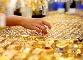Giá vàng đảo chiều tăng gần 1 triệu đồng/lượng
