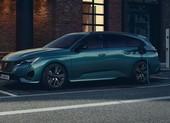 Ô tô điện Peugeot mang nhiều công nghệ mới lạ