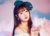Idol Hàn gây sốt vì mặt quá nhỏ so với khẩu trang