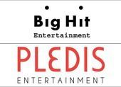 Big Hit và Pledis Entertainment sáp nhập thành Big Hit