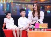 Ốc Thanh Vân thích thú với cách giáo dục của bà mẹ 2 con