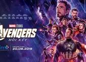 Avengers Endgame chính thức có bản online