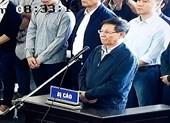 Cựu tướng Phan Văn Vĩnh trả lời rất nhanh các câu hỏi của tòa