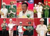 11 giám đốc công an tỉnh vừa được Bộ Công an bổ nhiệm