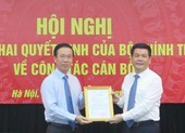 Ông Nguyễn Hồng Diên làm Phó Trưởng Ban Tuyên giáo Trung ương