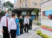 TP.HCM khai mạc triển lãm Cách mạng tháng 8 và Quốc khánh 2-9