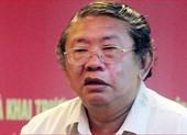 Ban Bí thư khai trừ Đảng ông Phạm Văn Sáng