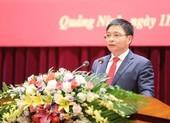 Giới thiệu Chủ tịch Quảng Ninh để bầu làm Bí thư Điện Biên