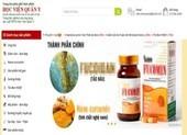 Mượn danh bác sĩ, cơ sở y tế để quảng cáo thực phẩm chức năng