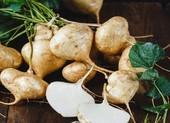 Ăn củ đậu giúp giảm cân và quản lý huyết áp