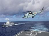 Sau đối thoại Thiên Tân, Trung Quốc thông báo sắp tập trận ở Biển Đông