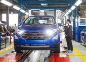 Dịch COVID-19: Kiến nghị giảm 50% thuế VAT, phí trước bạ ô tô