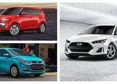 Top 10 ô tô giá rẻ nhất cho năm 2021