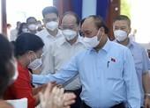 Chủ tịch nước: TP.HCM giữ chân người lao động, sớm phục hồi kinh tế
