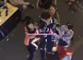 Công an tạm giữ nhiều người trong băng móc túi ở phố Tây