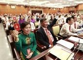 Một số hình ảnh phiên trù bị Đại hội Đảng bộ TP.HCM lần thứ XI